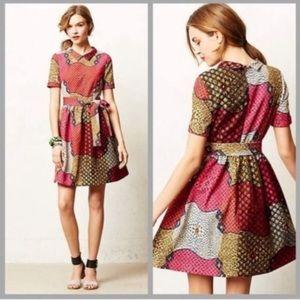 Doreen Mashika The Legend & Song Dutch Wax Dress